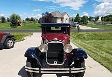 1929 Plymouth Other Plymouth Models for sale 100795036