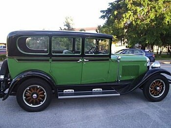 1929 Reo Flying Cloud for sale 100822357