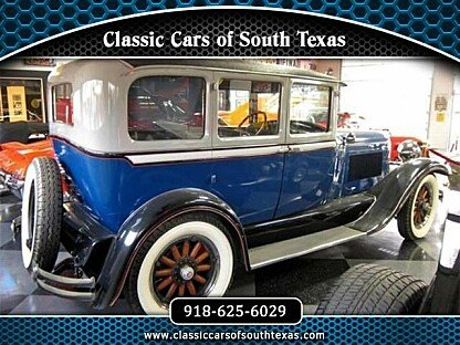 1929 Studebaker Commander for sale 100723000