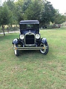 1929 ford Model A for sale 100822372