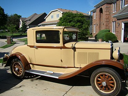 1930 Chrysler Series 66 for sale 100772567