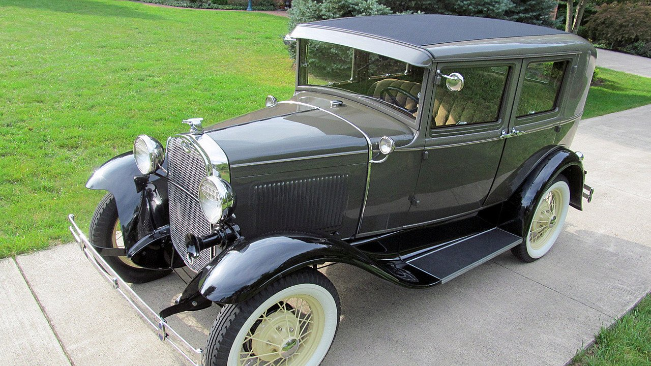 1930 Ford Model A for sale 100919807