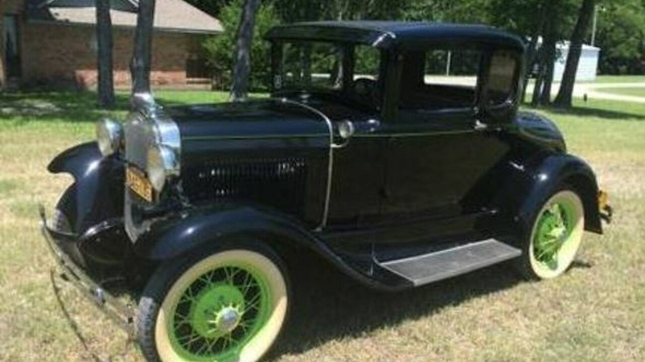 1930 Ford Model A for sale 100791779