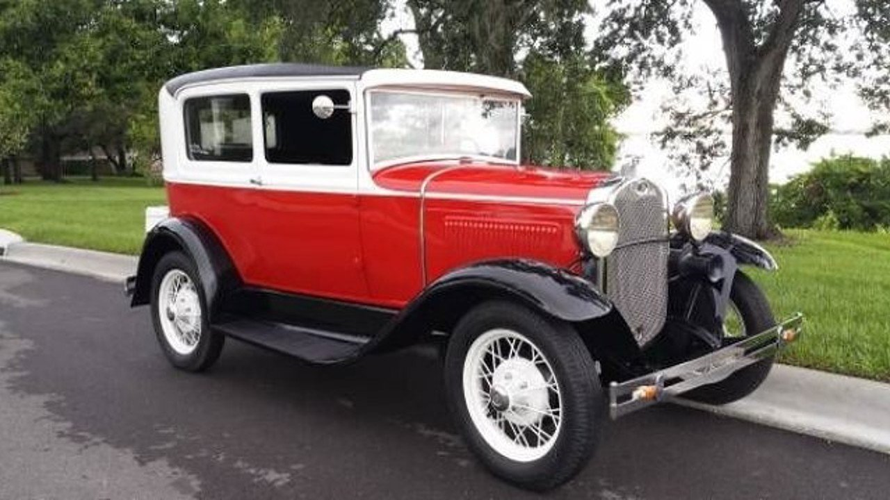 1930 Ford Model A for sale 100822412