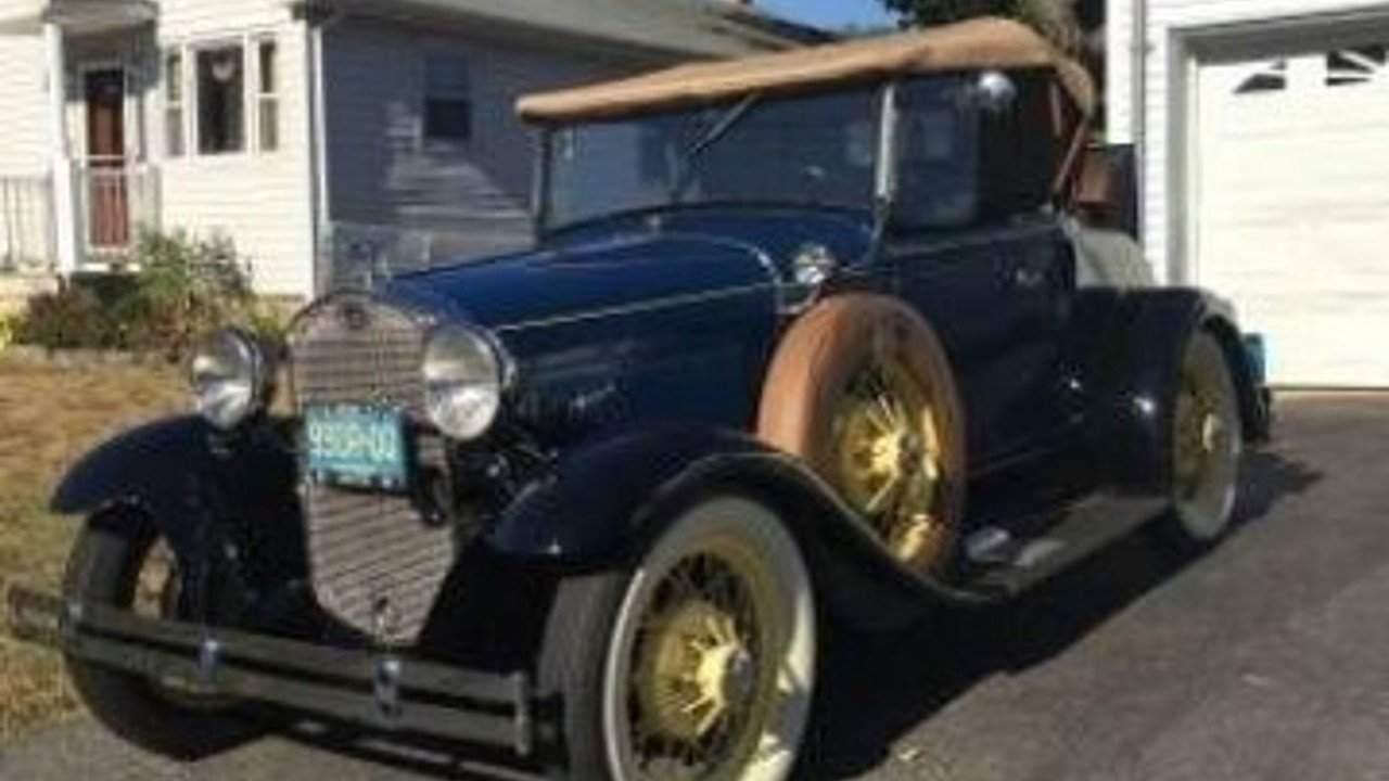 1930 Ford Model A for sale 100822430