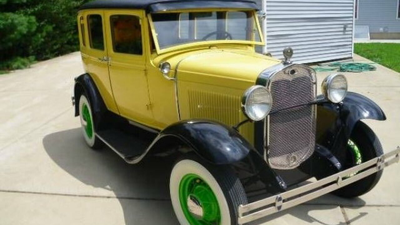 1930 Ford Model A for sale 100822500