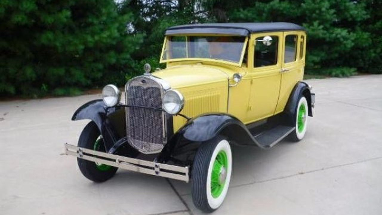 1930 Ford Model A for sale 100896329