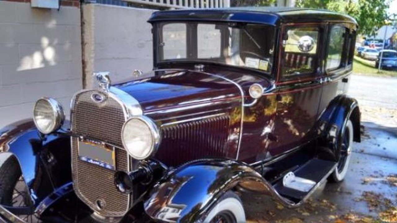 1930 Ford Model A for sale 100906550