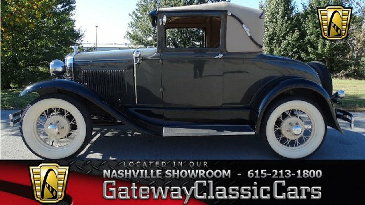 1930 Ford Model A for sale 100920762