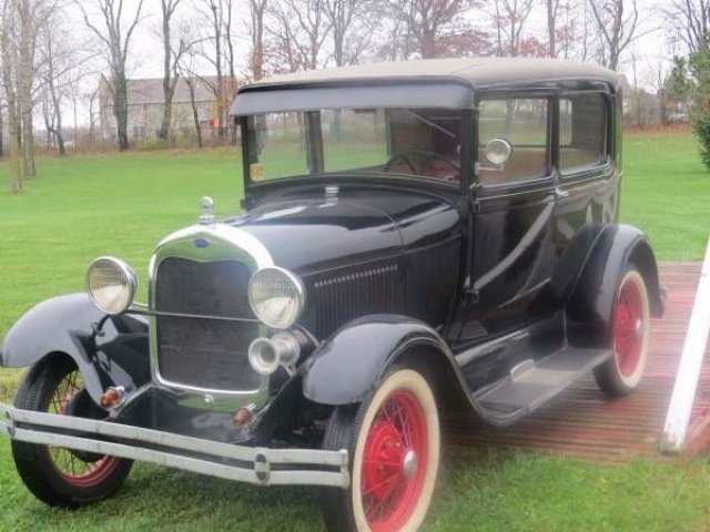 1930 Ford Model A-Replica for sale 100865818 & Ford Kit Cars and Replicas for Sale - Classics on Autotrader markmcfarlin.com