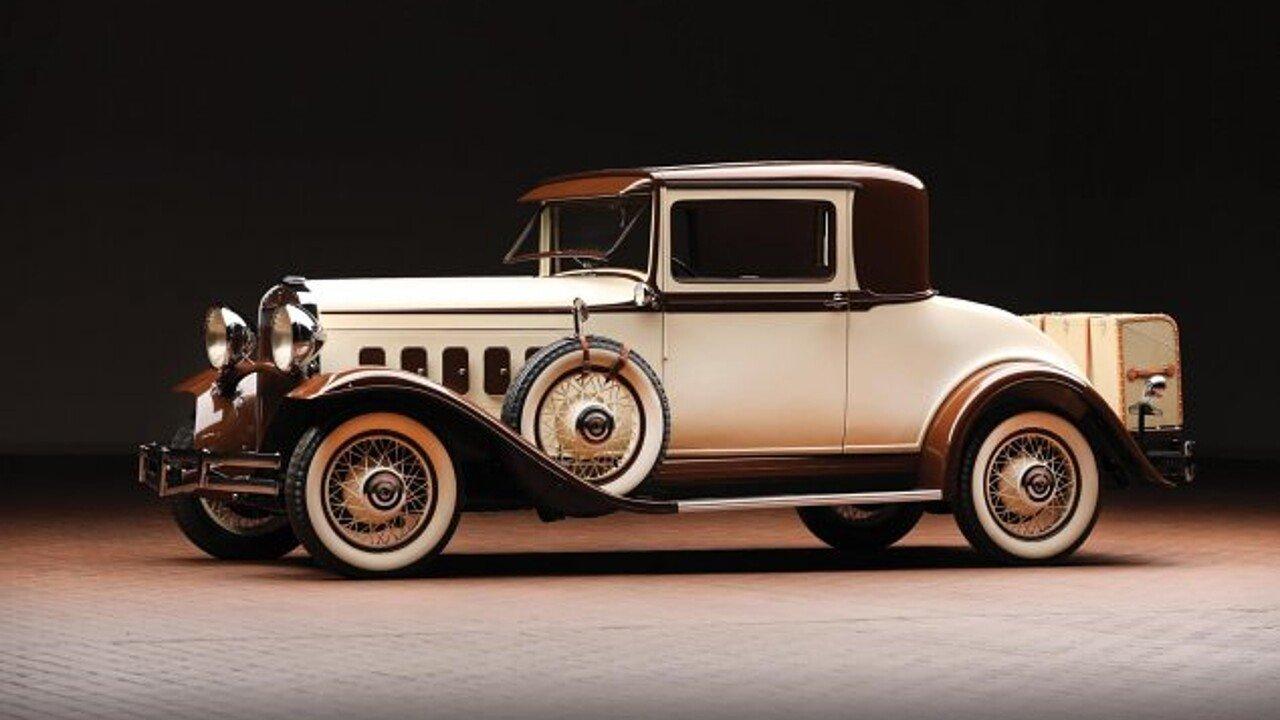 1930 Hudson Other Hudson Models for sale near Shipshewana, Indiana ...