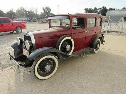 1930 Plymouth Model 30U for sale 100877100