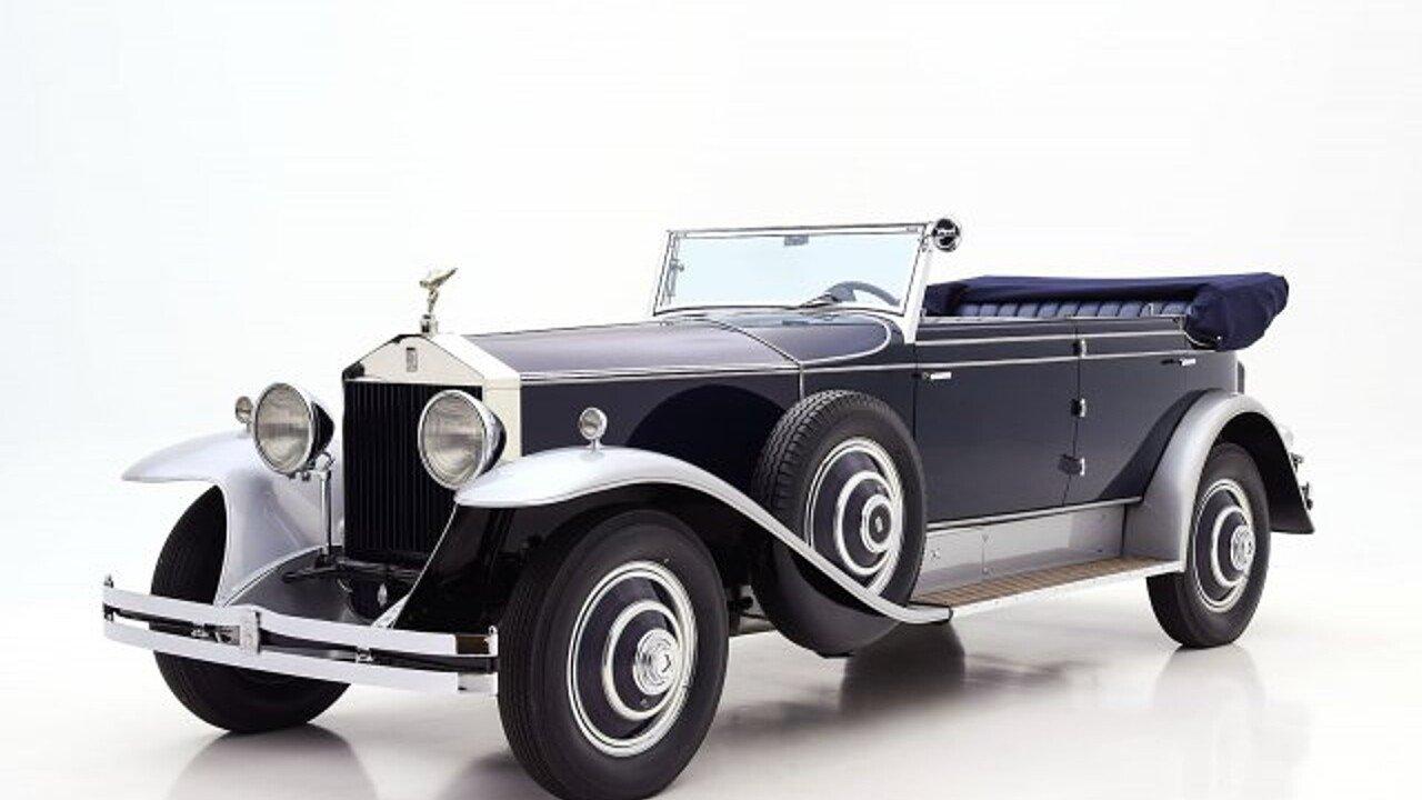 1930 Rolls-Royce Phantom for sale 100849153