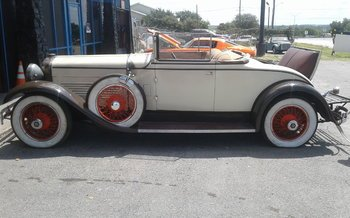 1930 Stutz Other Stutz Models for sale 100894513