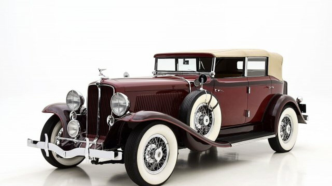 1931 Auburn Model 8-98 for sale near Saint Louis, Missouri 63146 ...