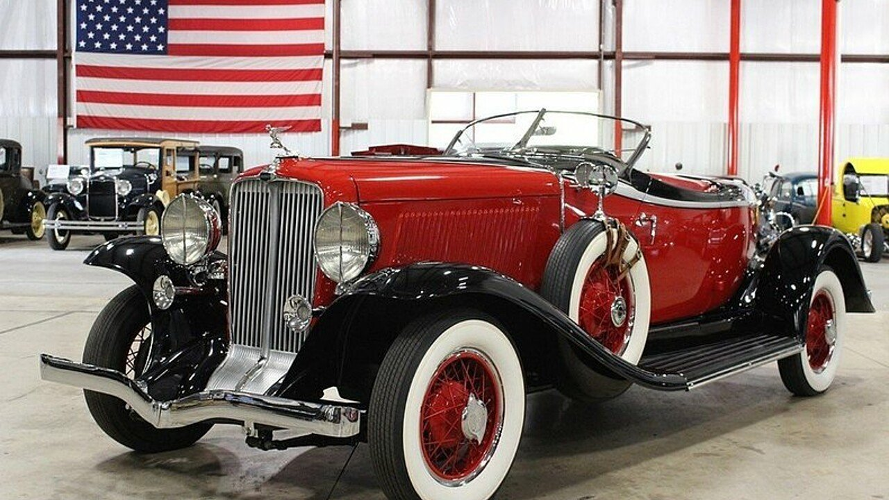 1931 Auburn Model 8-98 for sale 100911724