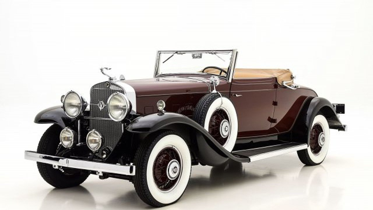 1931 Cadillac Series 355A for sale 101004196