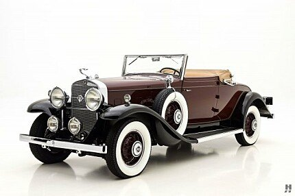 1931 cadillac series 355a classics for sale classics on for Hyman motors st louis