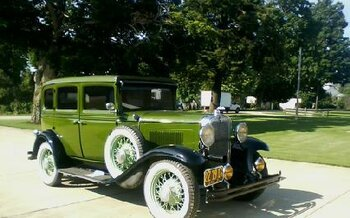 1931 Chevrolet Custom for sale 100773642
