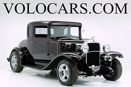 1931 Chevrolet Custom for sale 100846694