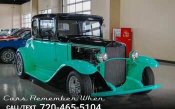 1931 Chevrolet Custom for sale 101020629