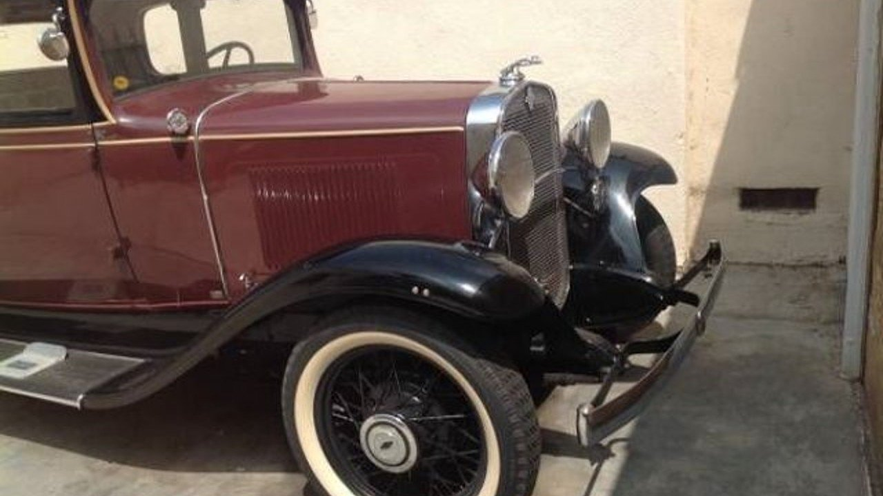 1931 Chevrolet Other Chevrolet Models for sale near Cadillac ...