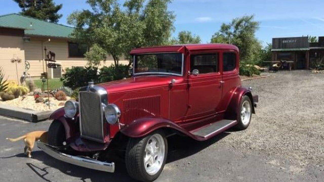 Sedan 1931 chevrolet sedan for sale : 1931 Chevrolet Other Chevrolet Models for sale near Cadillac ...
