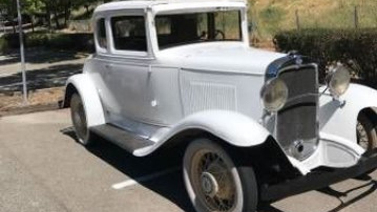 1931 Chevrolet Other Chevrolet Models for sale 100880419
