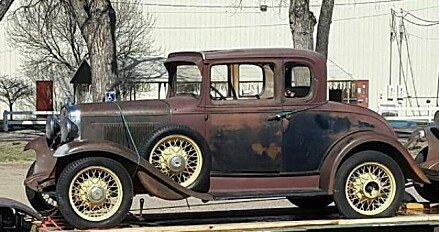 1931 Chevrolet Other Chevrolet Models for sale 100997050