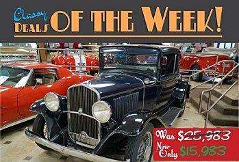1931 Desoto SA for sale 100984873