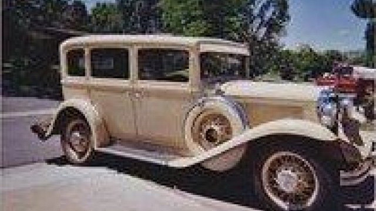 1931 Dodge Brothers Series DD for sale 100822767