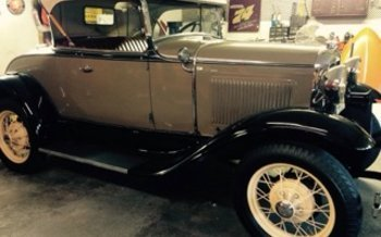 1931 Ford Model A for sale 100772021