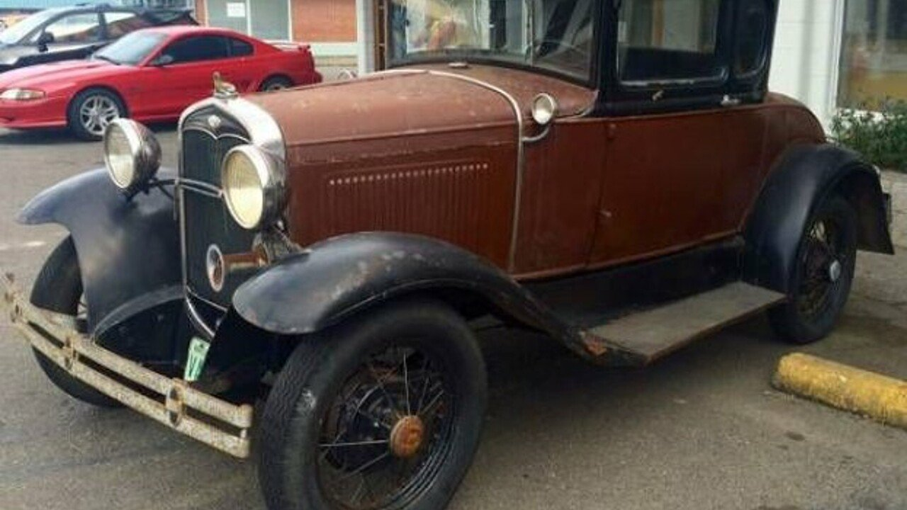 1931 Ford Model A for sale 100837603