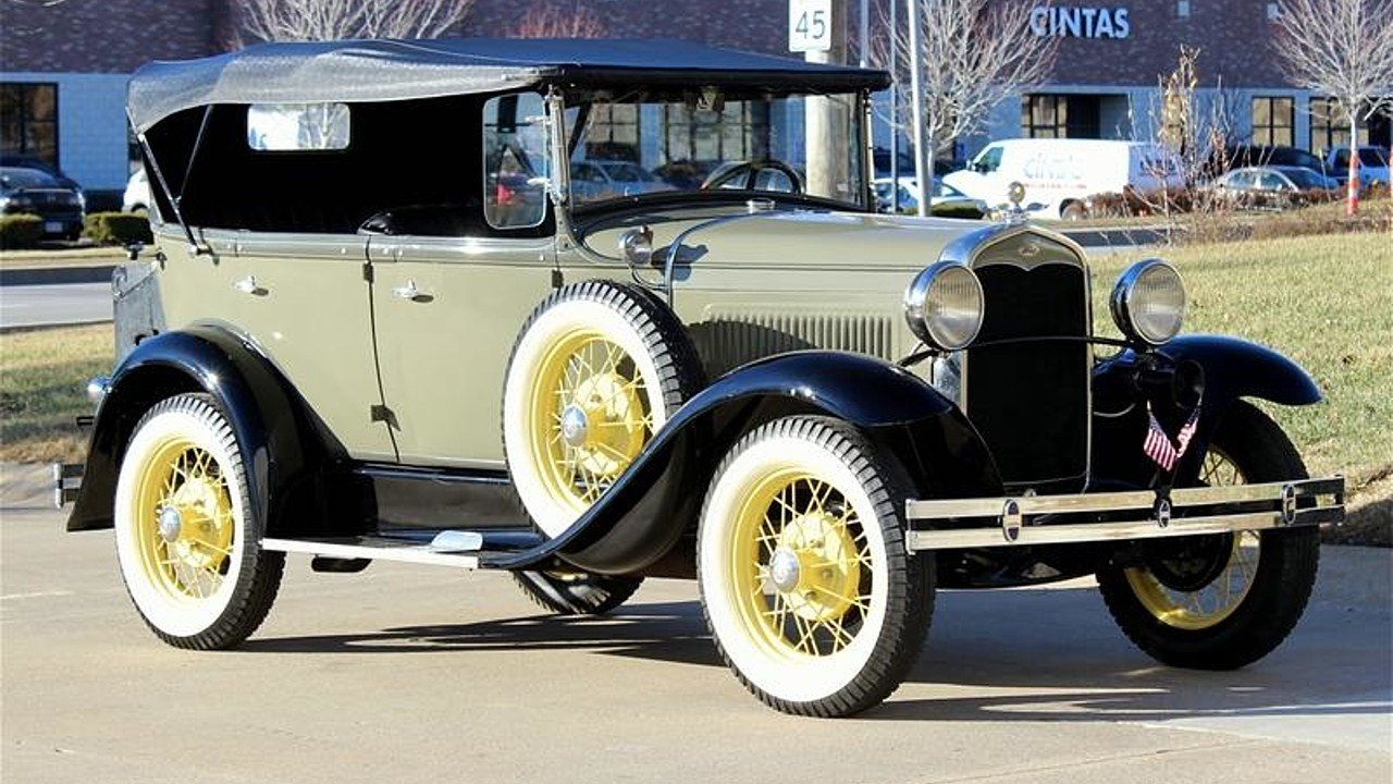 1931 Ford Model A for sale 100838357