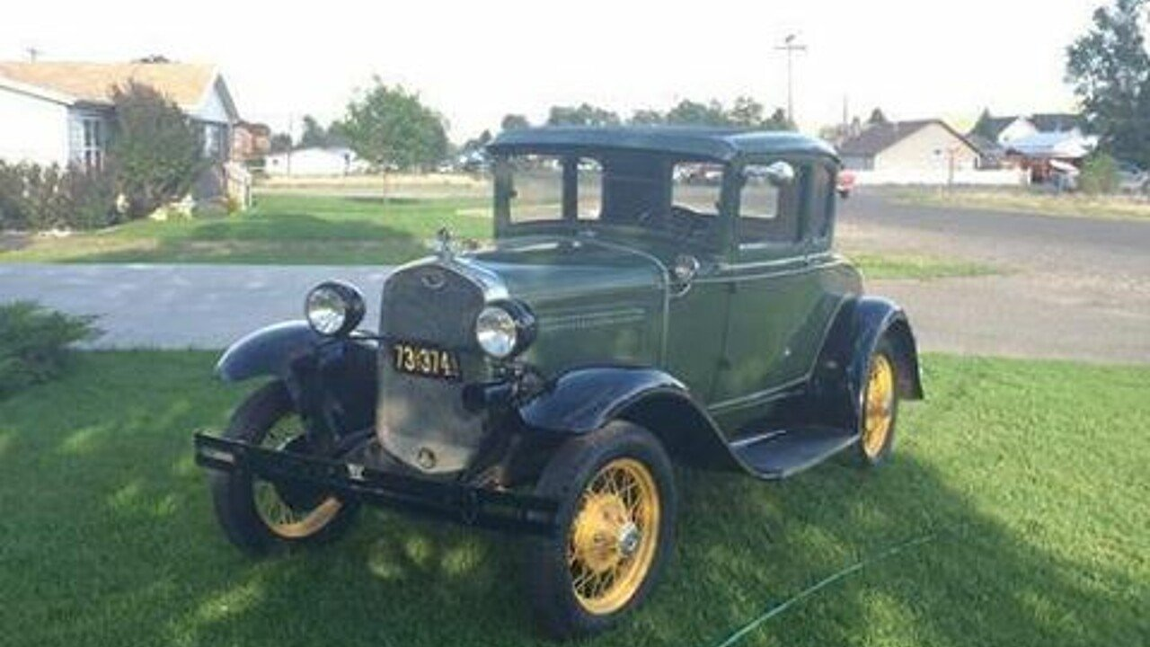1931 Ford Model A for sale 100846713