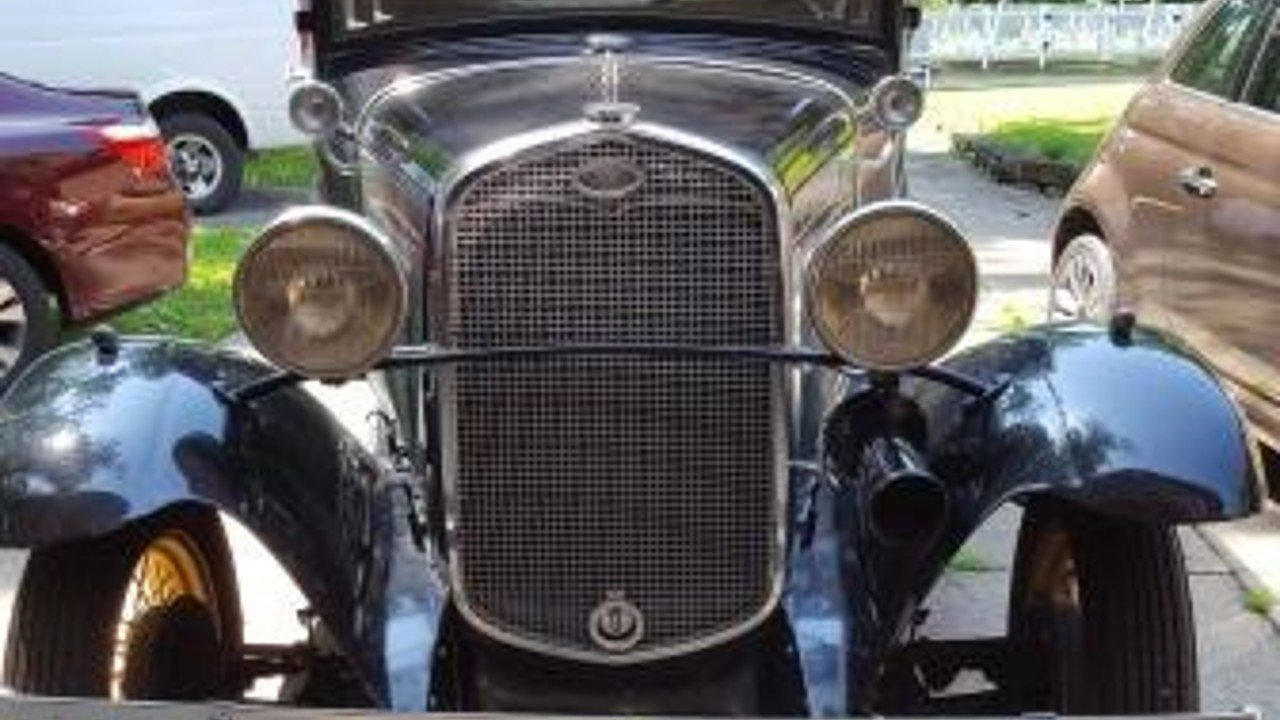 1931 Ford Model A 400 for sale 100884460