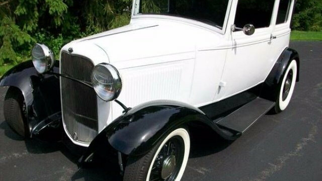 1931 Ford Model A for sale 100912259