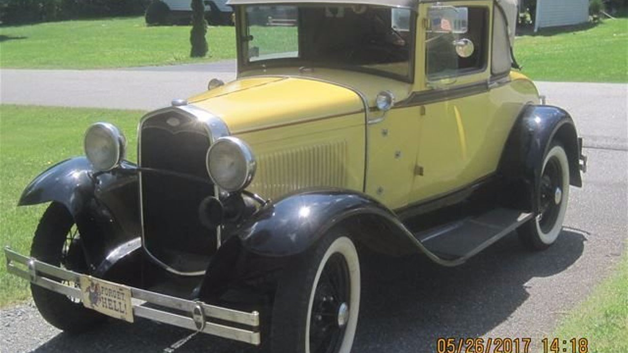 1931 Ford Model A for sale 100912752