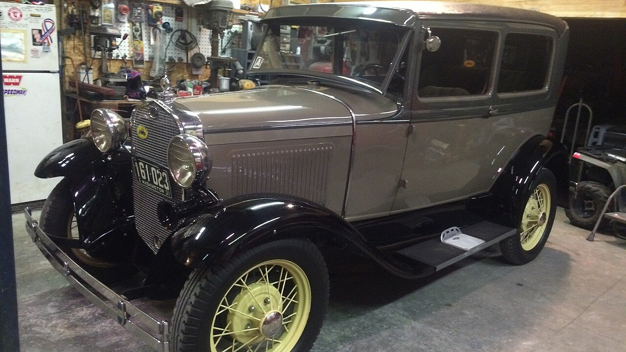 1931 Ford Model A for sale 100944604