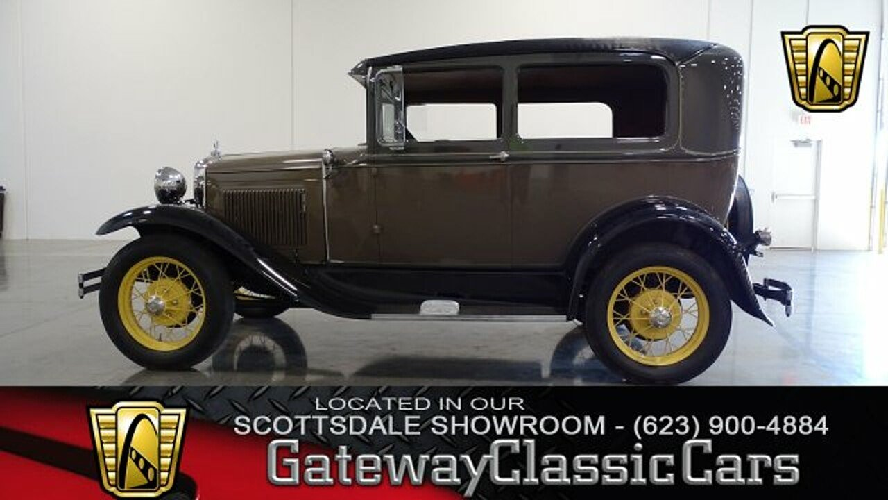 1931 Ford Model A for sale 100965230