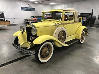 1931 Ford Model A for sale 101006283