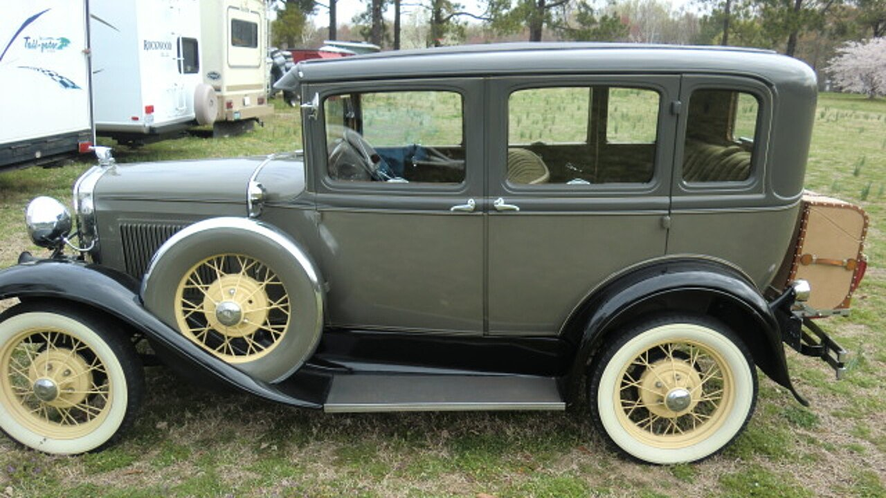1931 Ford Model A for sale 101007190
