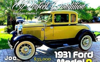 1931 Ford Model A for sale 100874696