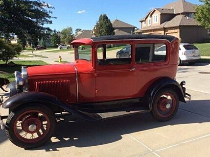 1931 Ford Model A for sale 100822876