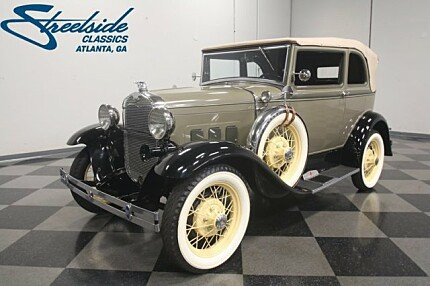 1931 Ford Model A for sale 100957443