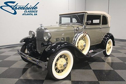 1931 Ford Model A for sale 100975709