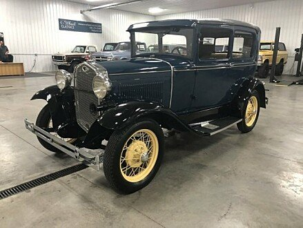 1931 Ford Model A for sale 100987214