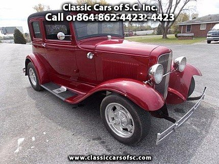 1931 Ford Model A for sale 101018073
