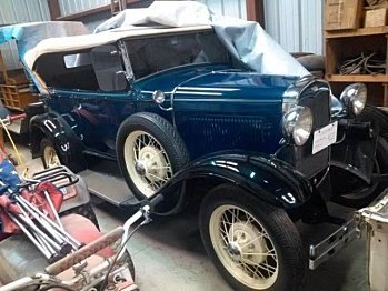 1931 Ford Model AA for sale 100858779