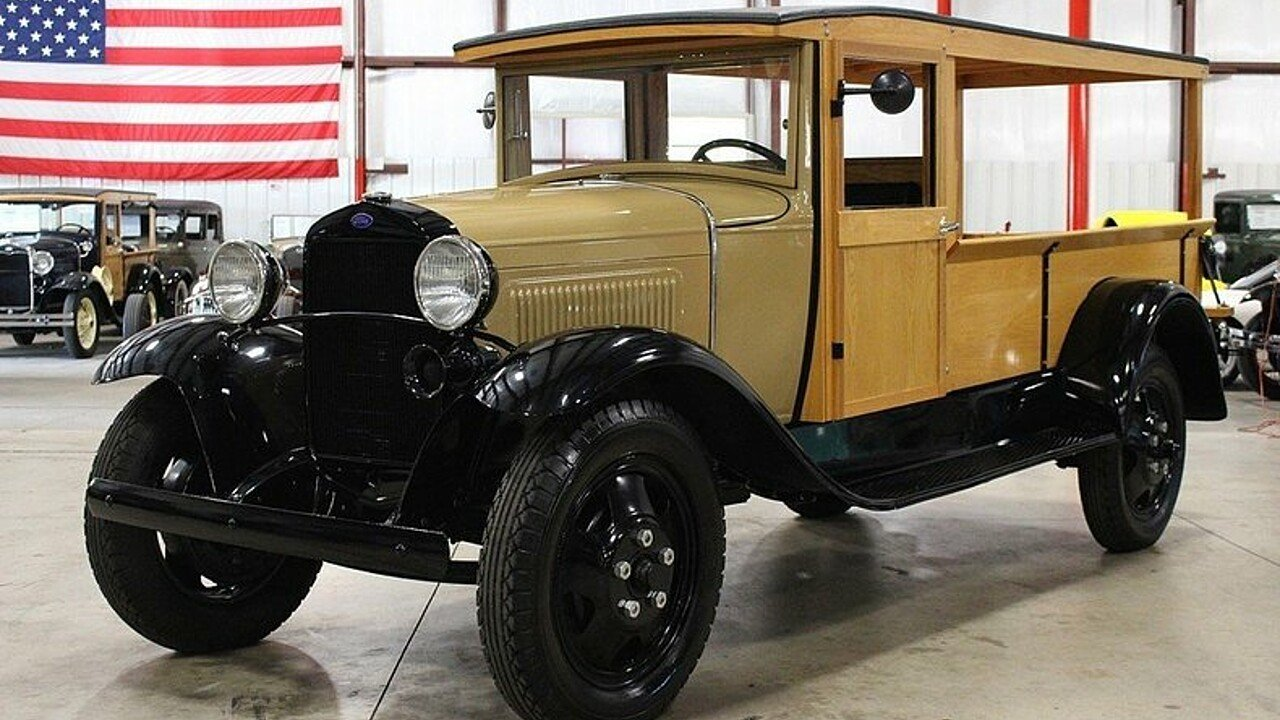 1931 Ford Model AA for sale 100912585